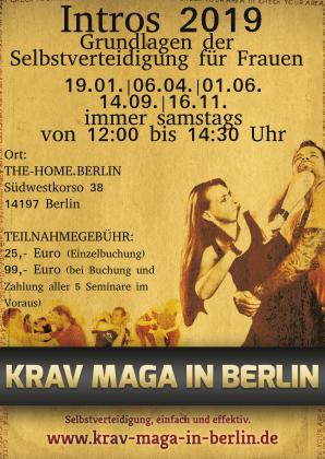 Krav Maga in Berlin Seminar